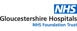 Gloucestershire Hospitals NHS Foundation Trust logo